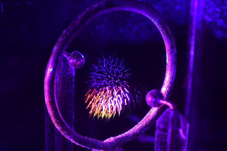 Ion Hole