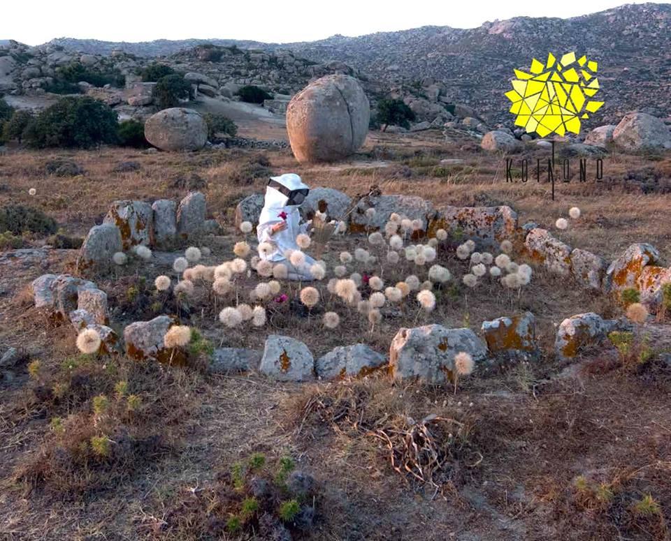 Το ADAF στο ΚΟΙΝΩΝΩ Tinos Art Gathering