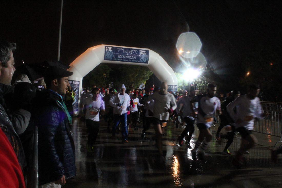 SNF RUN: 2019 First Run | Finish Line Digital Canvas